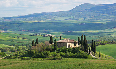 Brunello Montacino Farmhouse