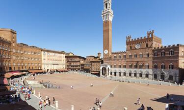 Rome Florence transfer via Siena San Gimignano