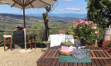 Tuscan winery Castellinuzza 03