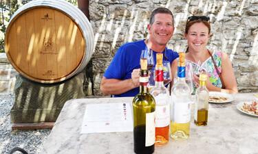 Tuscany Wine Tasting 16