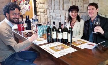 Tuscany Wine Tasting15