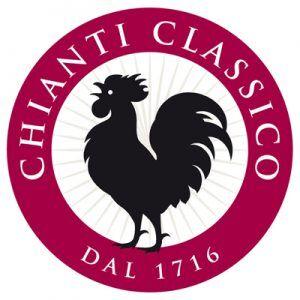 The Chianti Classico black roostter logo