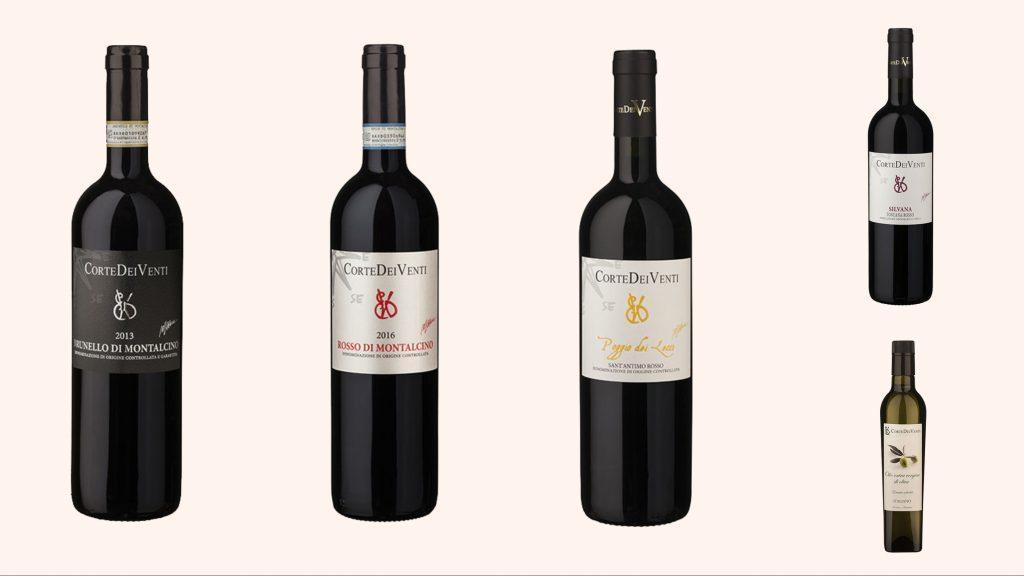 Brunello wine promotion