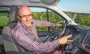 guided wine tours tuscany by Sergio during a tour